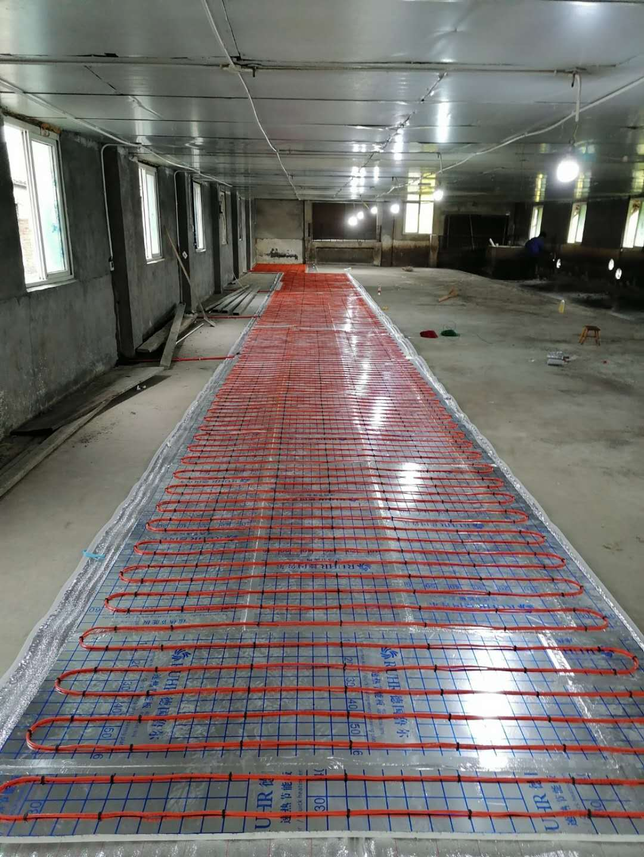 德阳电地暖案例—绵竹猪场
