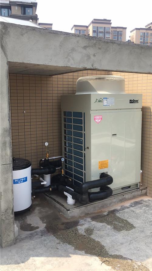 德阳中央空调-麦克威尔两连供系统