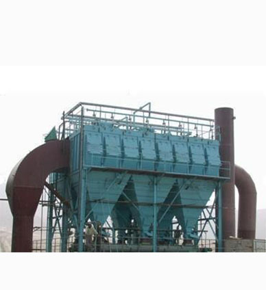 PPC(M)防爆型气箱脉冲袋式除尘器