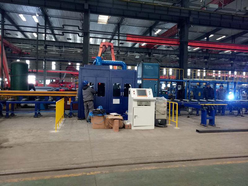 喷漆废气处理设备厂房