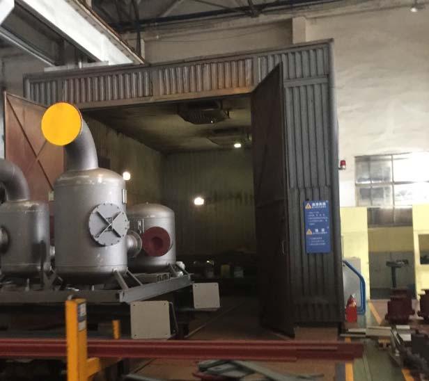 陕西喷漆废气处理设备厂家