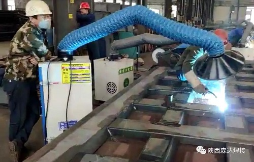 西安焊接除尘器 焊接切割车间除尘方案鑫吉天环保