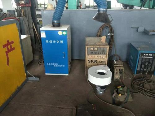 关于焊烟净化器你应该知道些什么 鑫吉天环保