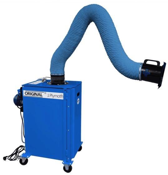 西安焊烟净化器废气处理设备工作原理及优势 鑫吉天环保