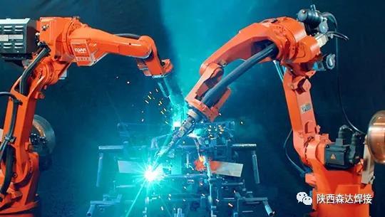 焊接机器人需要经常更换导电嘴的原因