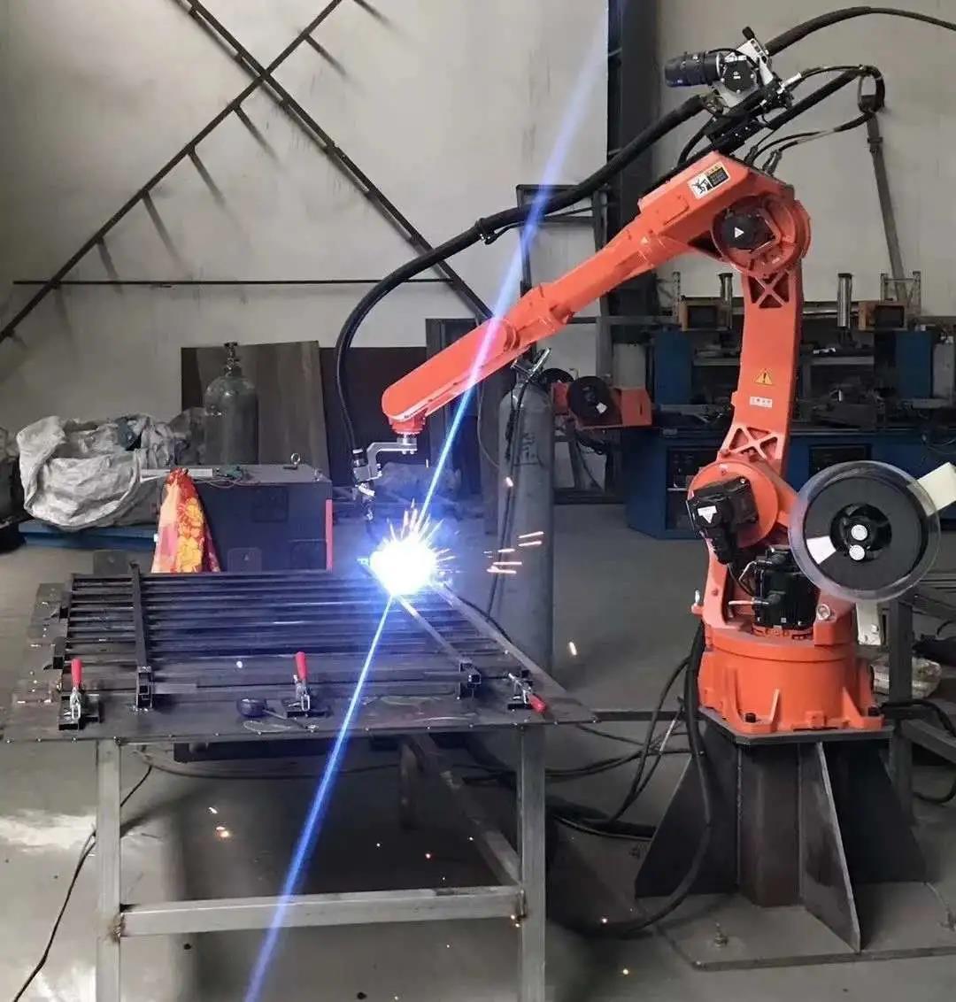 工业机器人现场调试应注意事项 ?