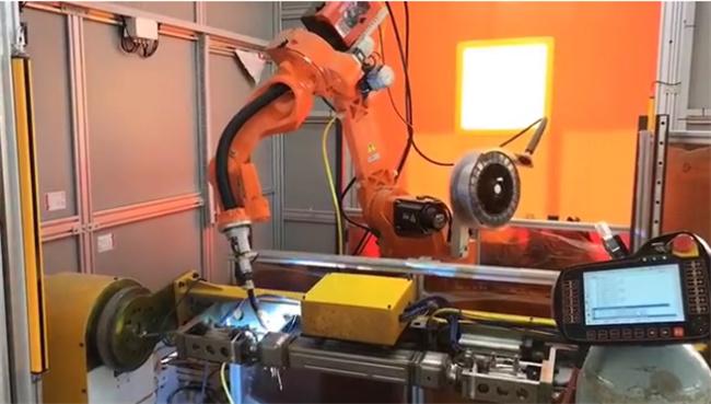 【森达焊接】自动焊接机器人有哪些优点呢?