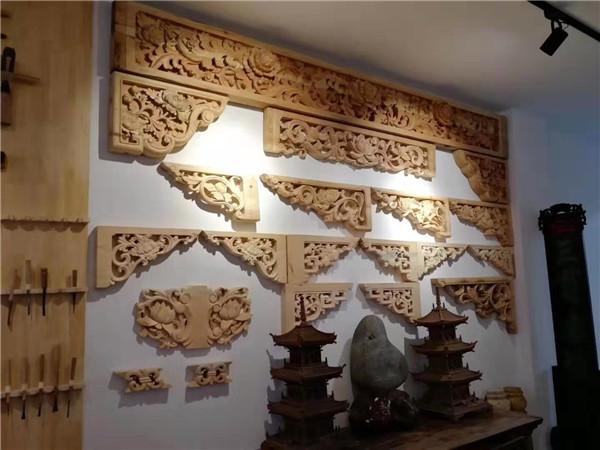 西安仿古木雕