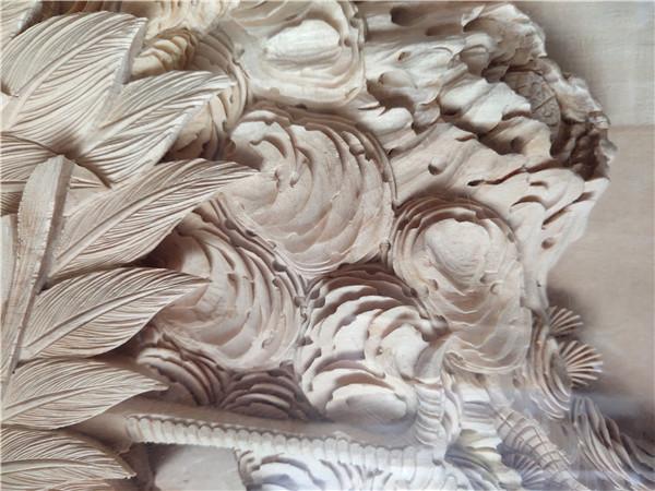 西安仿古木雕定制