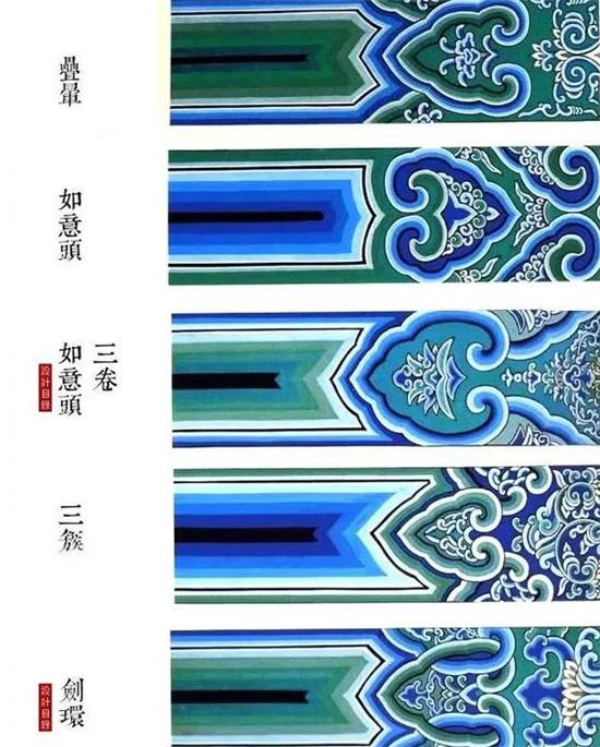 西安彩绘建筑设计
