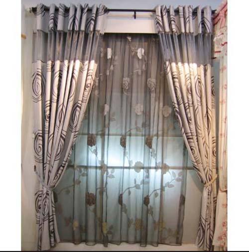 普遍的几类窗帘有什么?