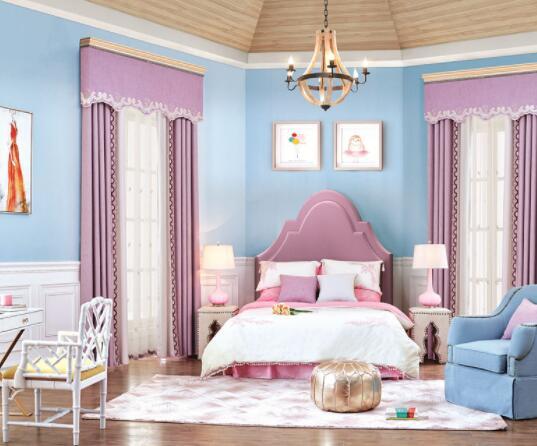那么关于陕西窗帘有哪些风格特征哪知道多少?