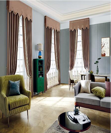 解析窗帘安装的问题