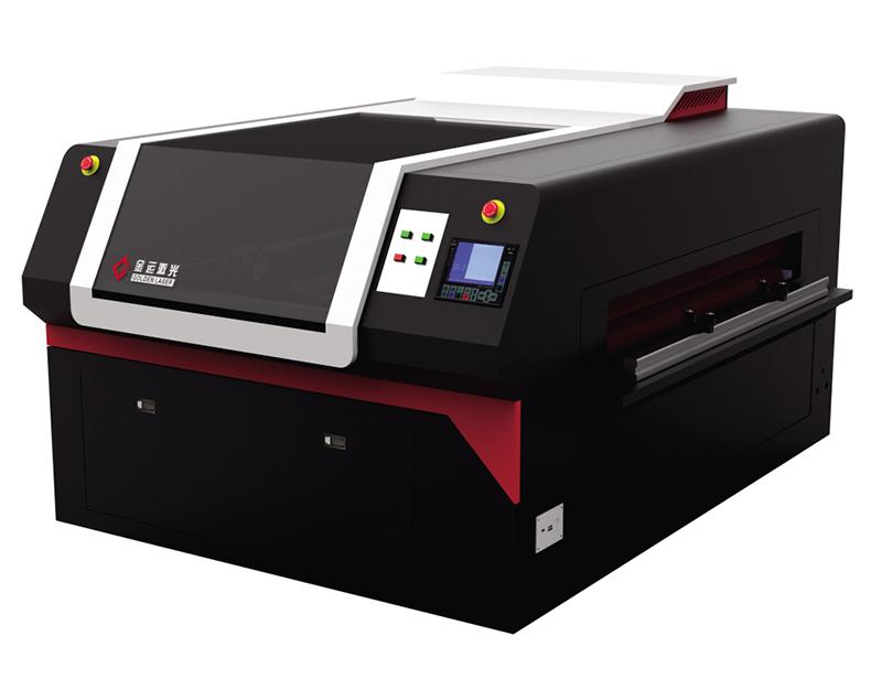 小型全自动瓦楞纸箱成型激光切割机