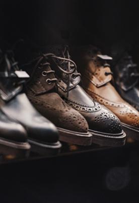 皮革鞋材行业