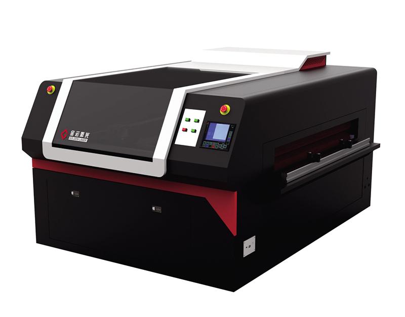 全自动瓦楞纸箱激光切割机