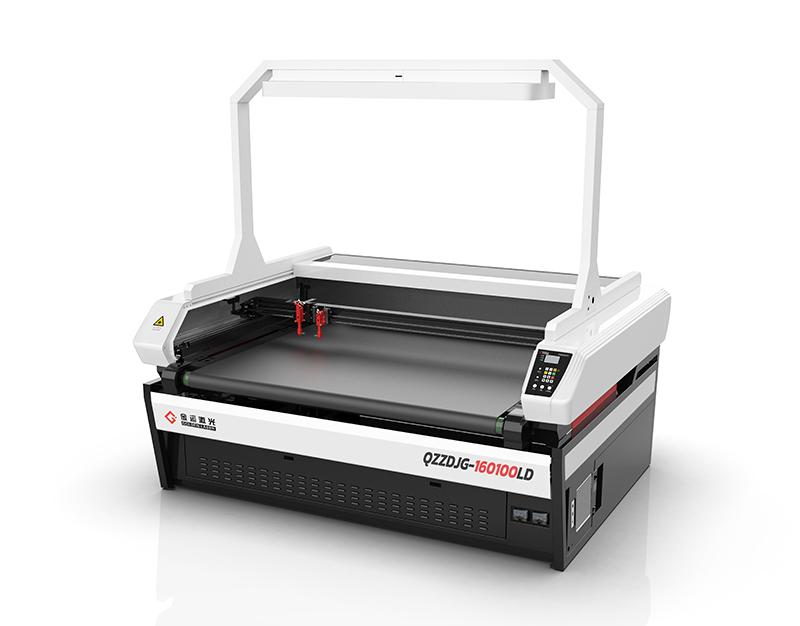 数码印花布料智能激光切割机