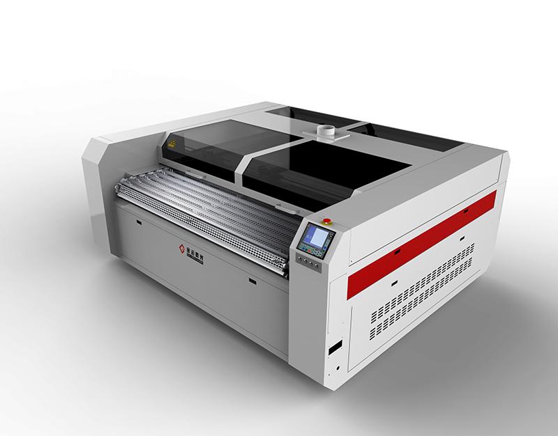 字母/数字/标识及高精度图形自动识别激光切割系统
