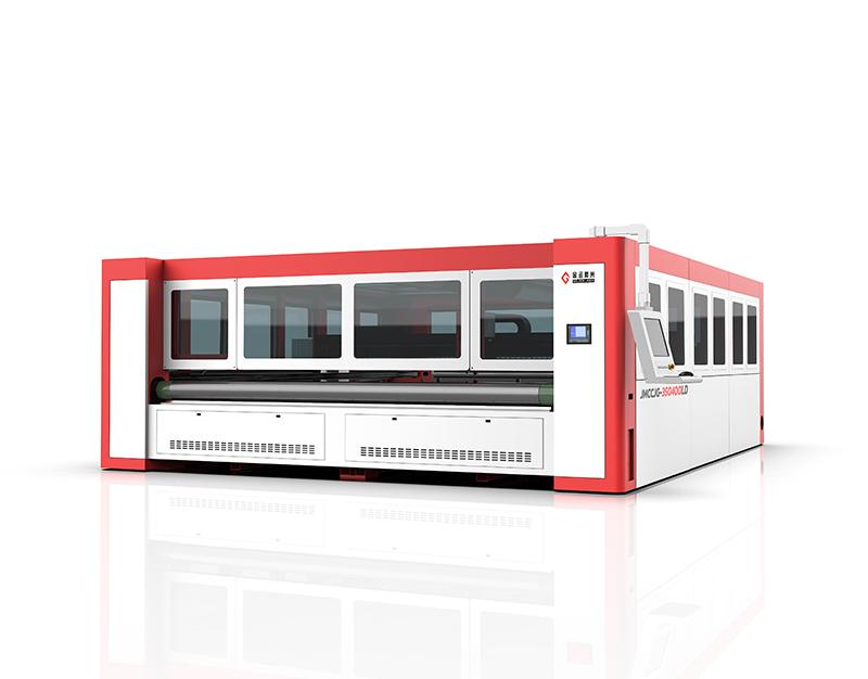 密封式高速高精度激光切割机 JMCCJG-350400LD