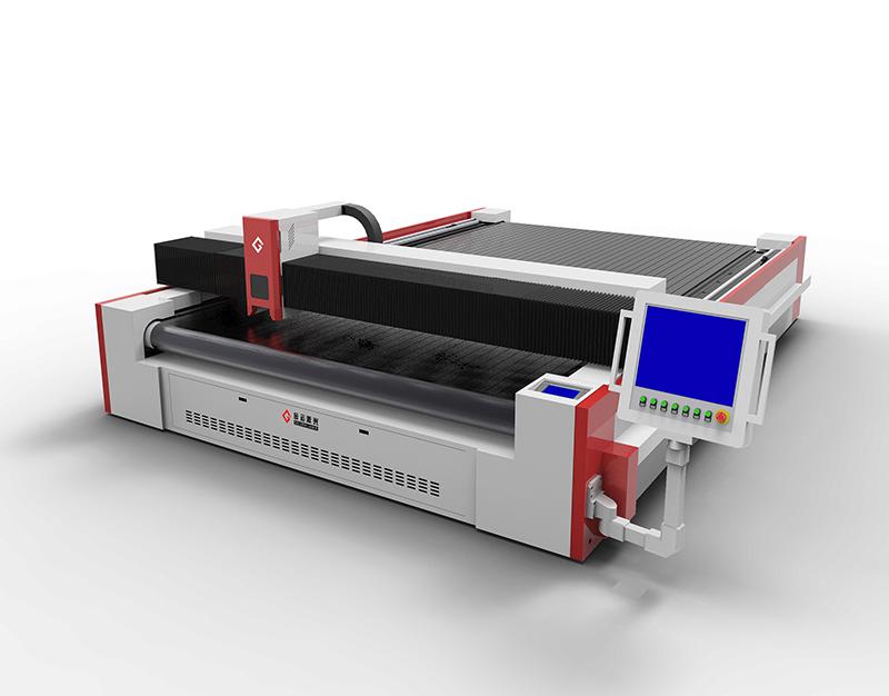 超宽幅面激光裁床 CJG-320800LD