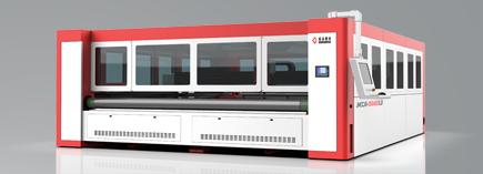 金运激光的设备对于加工工业柔性材料有什么优势?