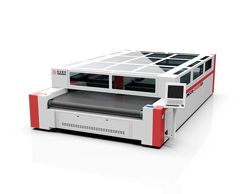 工业柔性布料激光切割机