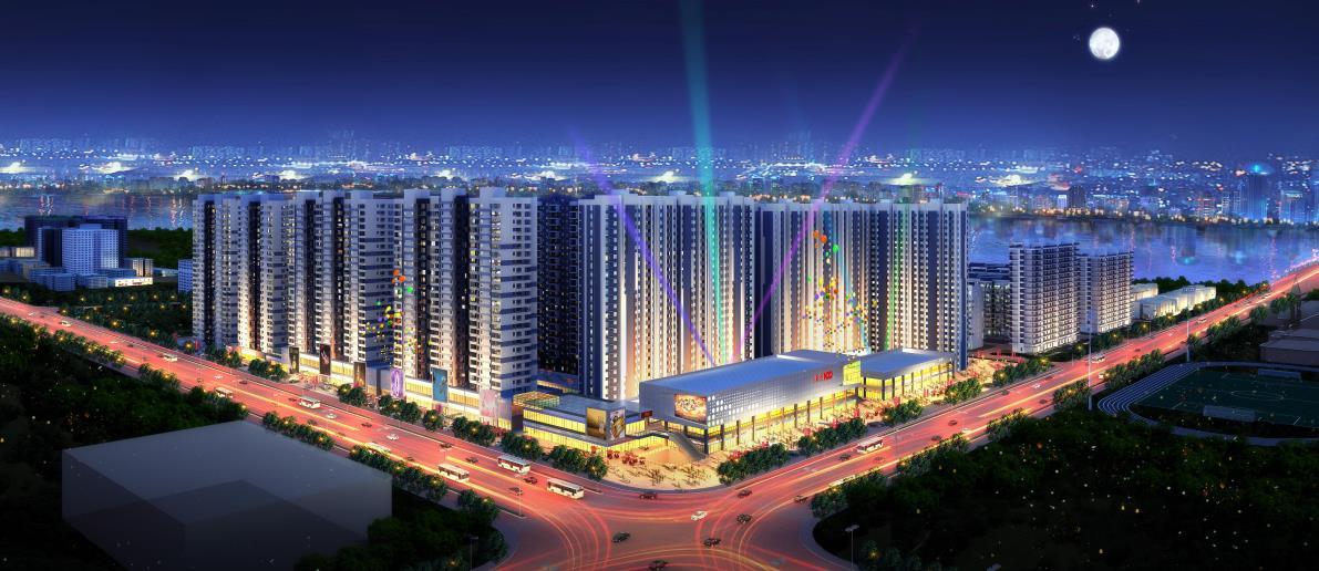 GRC构件应用——中海光谷锦城