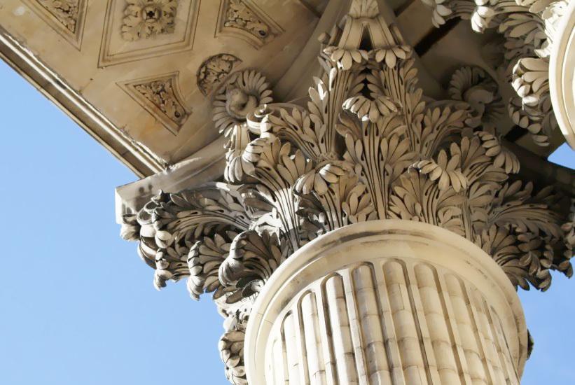 GRC羅馬柱