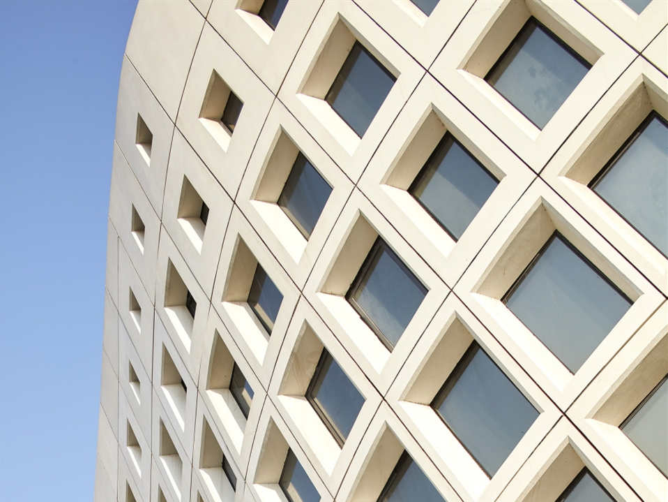 GRC幕墙:典型建筑带你感知它的魅力
