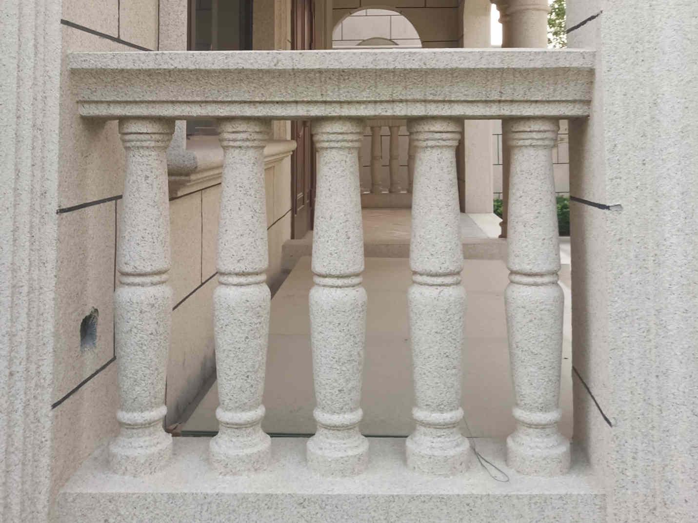 武汉GRC花瓶柱
