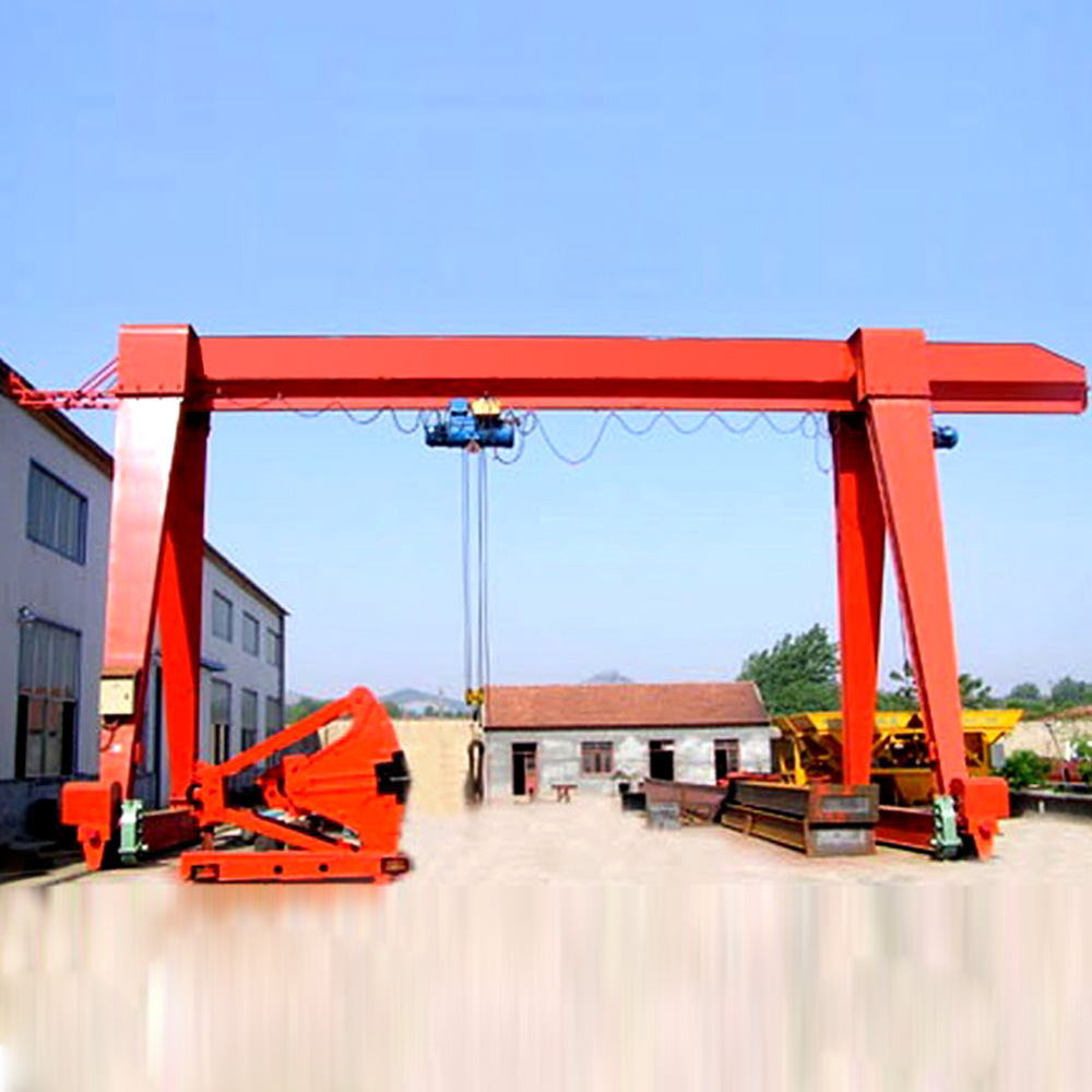 蒲旗特種推薦橋式起重機,因為橋式起重機有這些特點和形式!