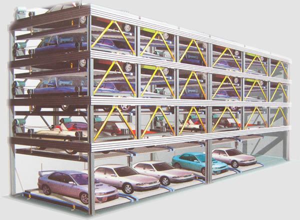 湖北立體車庫生產