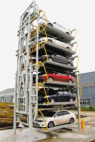 湖北立體車庫