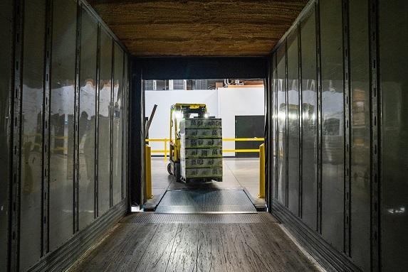 载货-货梯式升降机