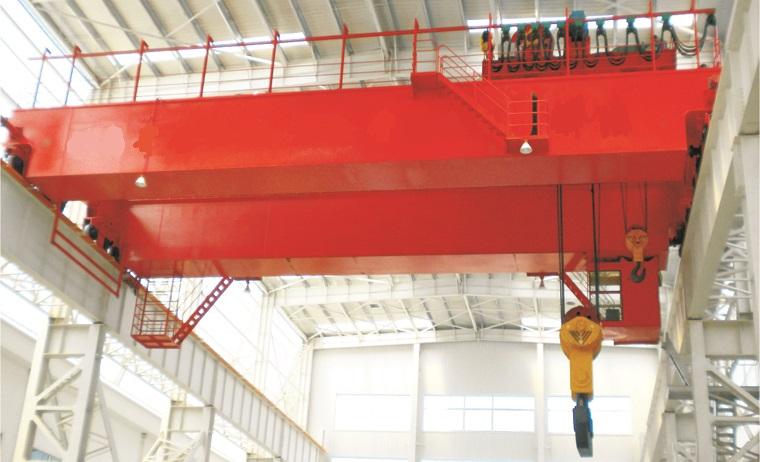 QD型40~350/75吨吊钩桥式