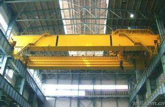 QD型80吨吊钩桥式