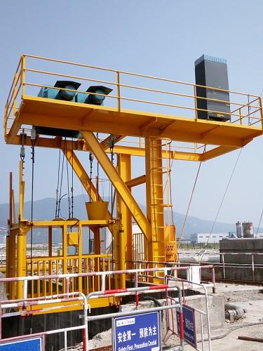 台山核电载人系统