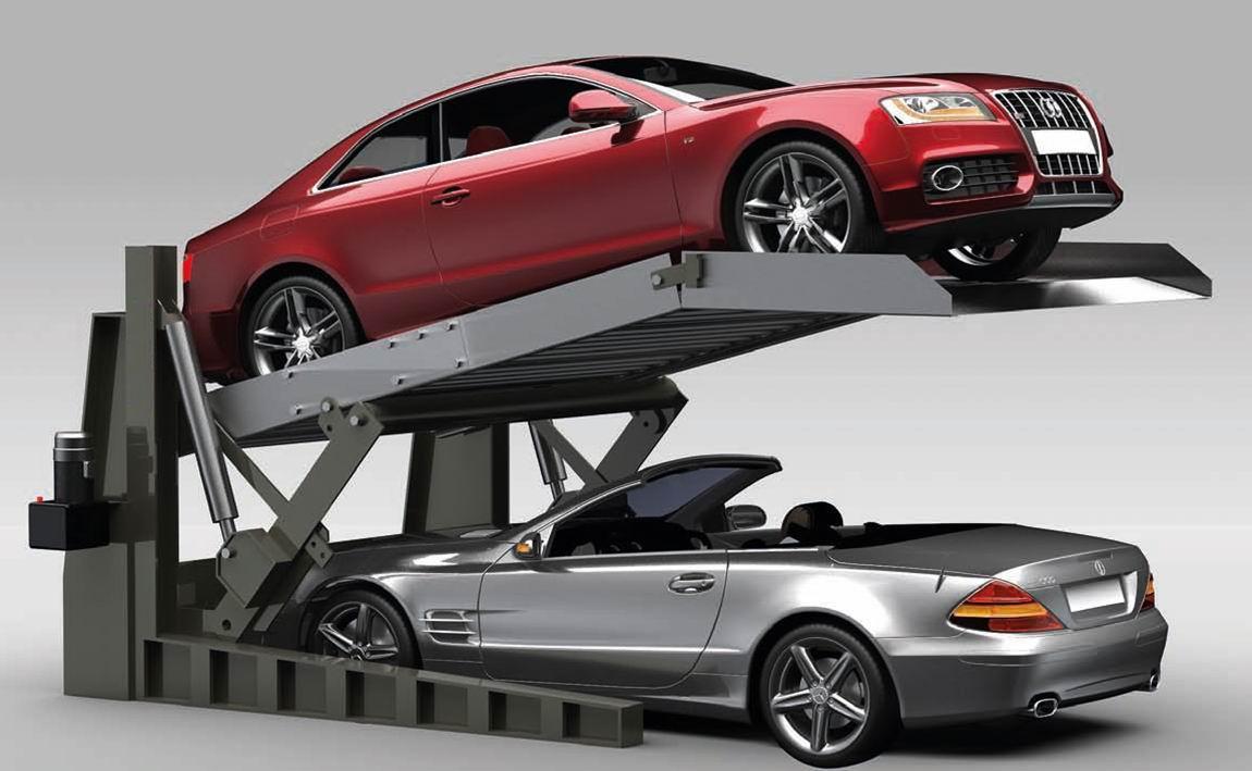 为什么要选择立体停车场呢?蒲旗是生产立体车库的厂家。