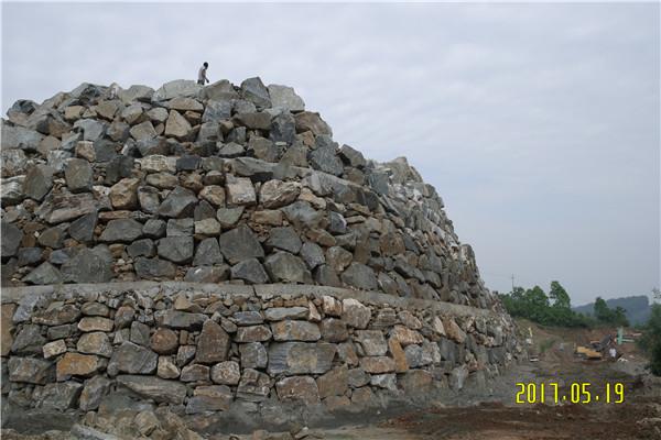 石材基地现场