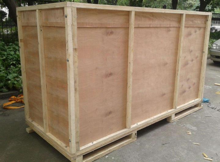 兰州实木木箱
