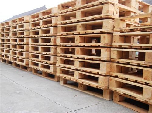 兰州兰石集团木托盘制作完成