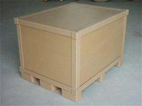 兰州木包装箱定制
