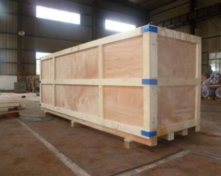 木材加工的集装箱具有防震动功能你知道吗