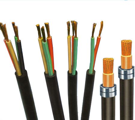 龙腾红旗通用橡套软电缆-450/750V电线电缆厂家直销