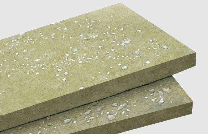 玄武岩憎水岩棉板