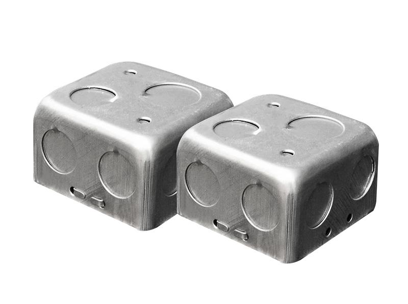 成都钢制接线盒-86型接线盒