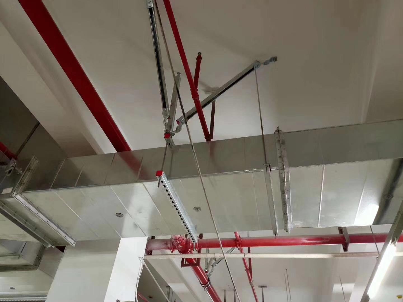 哪些地方要使用成都抗震支架?