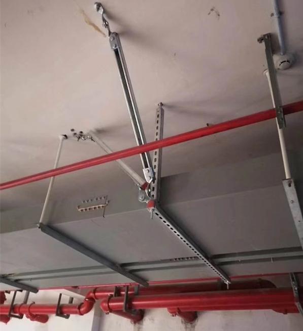 成都抗震支架厂家为您解析抗震支架规范的术语
