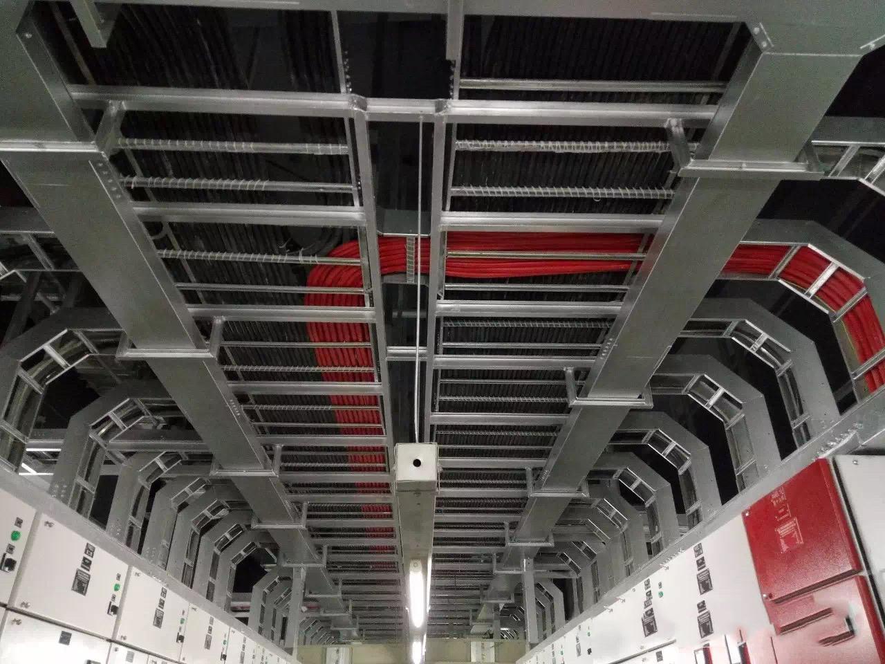成都电缆桥架的附件及其代号是什么?