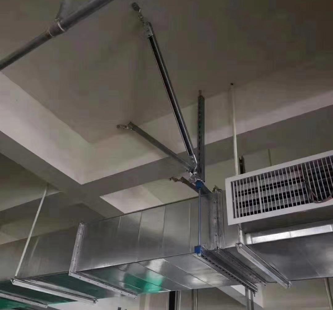 成都抗震支架材料有什么要求?